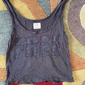 American Eagle Free Vintage Tank Top Size Small